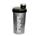SHAKER 020 - 0,7 l SILVER TRAINING ACCESSORIES