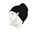 Winter Cap 002 Black  Riided