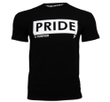 PRIDE BLACK - T-SHIRT 028 Riided