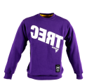 TREC SWEATSHIRT 006/PURPLE MEN'S  Riided