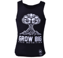 TREC  GROW BIG - Black Riided