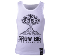 TREC  GROW BIG - White Riided