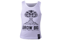 TREC  GROW BIG - White Riided