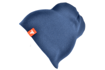 Winter Cap 003 Navy-Blue Riided