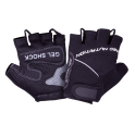 GELSHOCK  BLACK MEN'S TRAINING ACCESSORIES